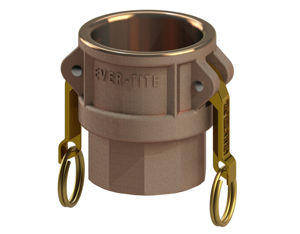 """Picture of EVER-TITE® 5"""" RED BRASS PART D"""